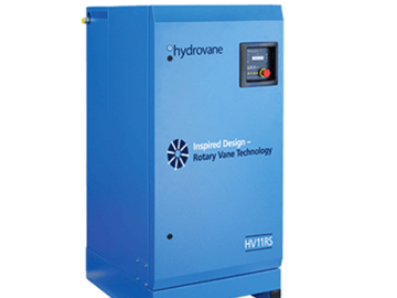 HV 11 22 Series Enclosed Regulated Speed Rotary Vane Compressors Hydrovane Scot Industrial Air