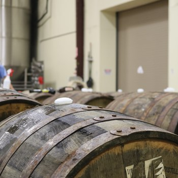distillery - barrel